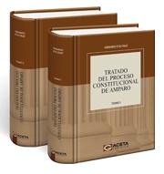 Eto Cruz, Gerardo. Tratado del proceso constitucional de amparo. Gaceta Jurídica, 2013