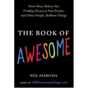 The Book of Awesome: Snow Days, Bakery Air, Finding Money in Your Pocket, and OtherSimple, Brilliant Things