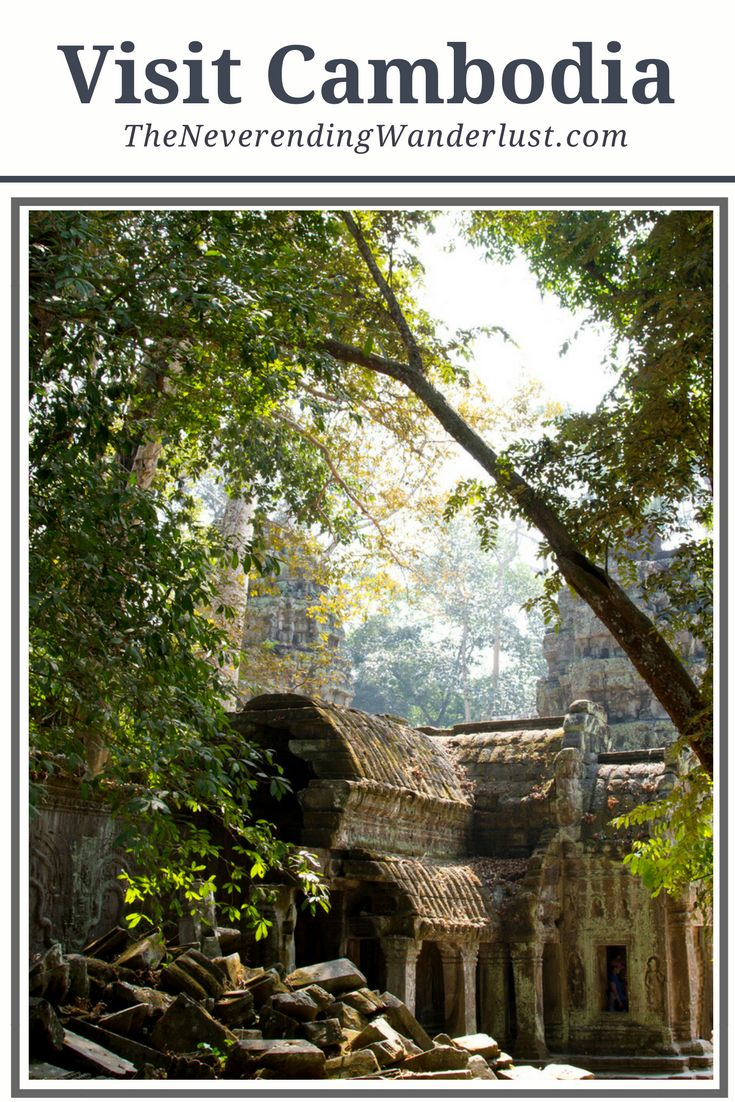 Visiting Siem Reap, Cambodia fulfilled a lifelong dream. Don't miss the amazing temples of Angkor.