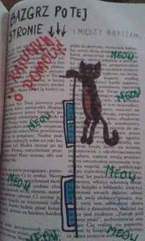 Podesłała Natalia Kuźnicka #zniszcztendziennikwszedzie #zniszcztendziennik #kerismith #wreckthisjournal #book #ksiazka #KreatywnaDestrukcja #DIY