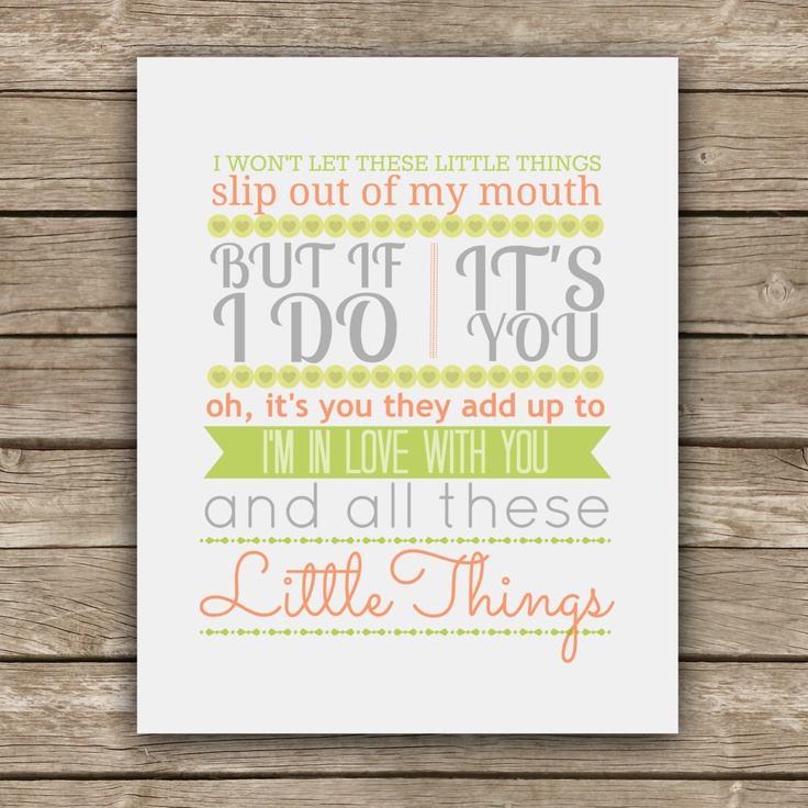 one direction lyrics drawings little things - photo #19
