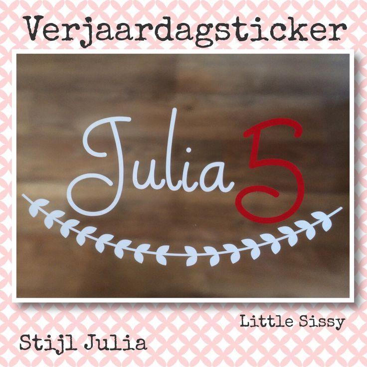 Stijl Julia