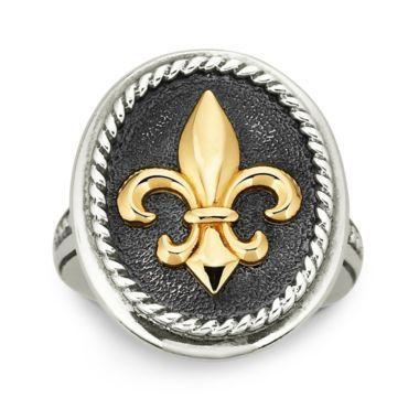 Nice ring. jcp.comFleur De Li Icy, Nice Rings, Ash Fleur, 14K Silver, Funky Fleur, Jewelry, Silver Fleur, Lis Rings, Fleur De Lis