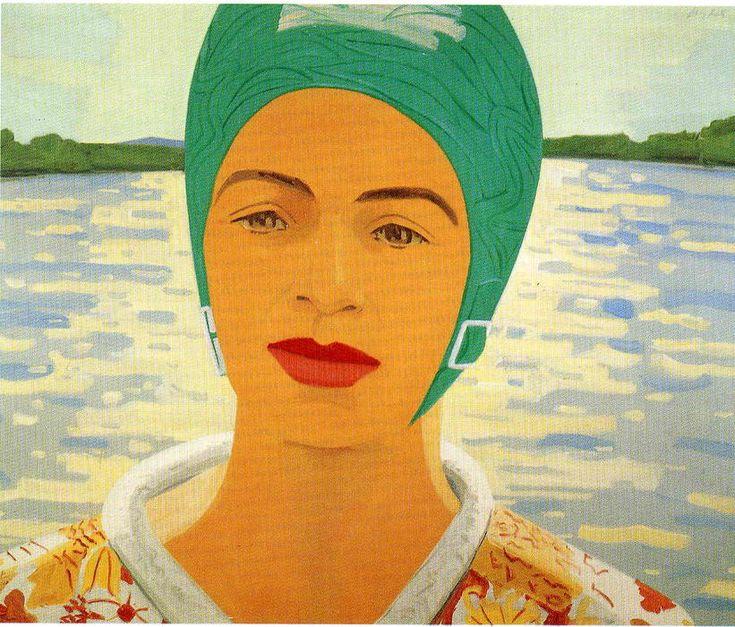 20 best alex katz paintings images on pinterest alex for Katz fine art