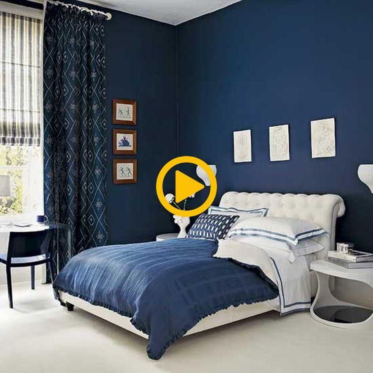 Schlafzimmerfarbgestaltung Schlafzimmer Wandfarbe Grelle Ideen