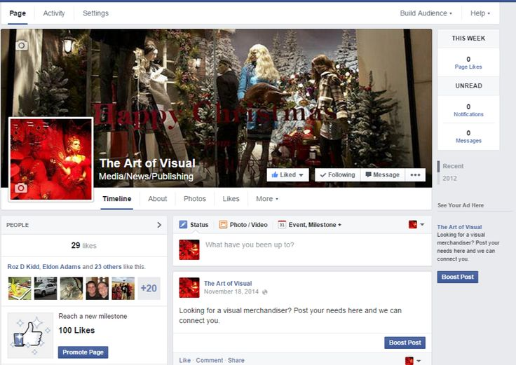 The Art of Visual. Our facebook page dedicated to quality visual works around the world
