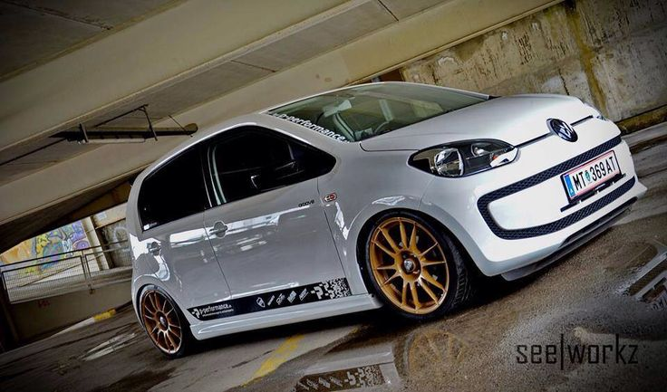 VW Up! tuning pictures
