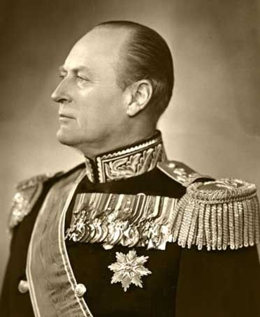 """Olav V of Norway. The """"People's King"""" and voted in 2005 as Norwegian of the century. He even won an Olympic gold medal for sailing!"""