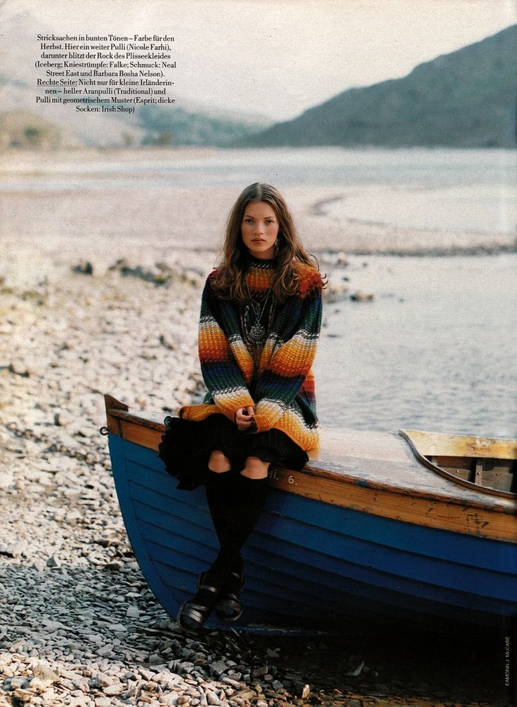 Sweaters, Earth Tone, Autumn, Boats, Mary Claire, Katemoss, Germany, Kate Moss, Knits