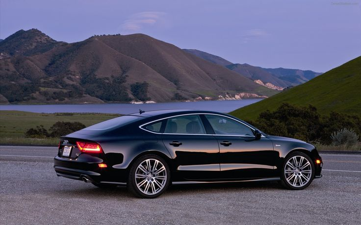 audi a7 | Audi A7 2012 Widescreen Exotic Car Image #22 of 56 : Diesel Station