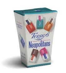 Terry's Neopolitans. I used to get a box of these in my Christmas stocking every year. I wish they would bring them back!