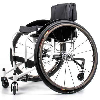Sunrise Medical RGK Dance4All (Dans rolstoel Dance Wheelchair)