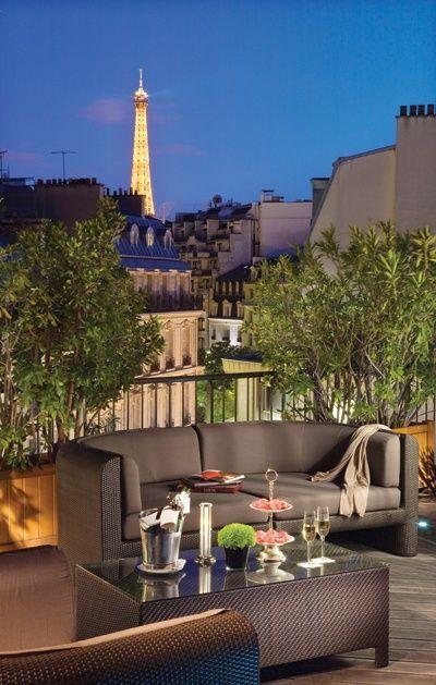 Hôtel Fouquet's Barrière, Paris
