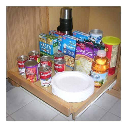 Cabinet Slide Out Shelf Best Pull Shelves Ideas Tip Lowe S: Shelf On Wheels Expandable Pull-Out Kitchen Cabinet Shelf