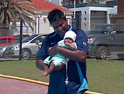 """24 September 2012 - The best way to spent Heritage Day (""""With Daddy"""")"""