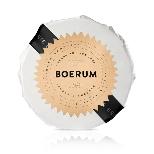 Branding & Package Design for Boerum Cheeses by Rost Hales