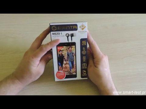 Manta Mezo 1 MSP95013GR - recenzja niedrogiego smartfona z LTE i czytnik...