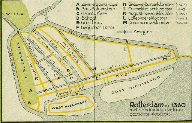 Natuur en Landschap..: De Rivier de Rotte, van de oorsprong naar Rotterdam...
