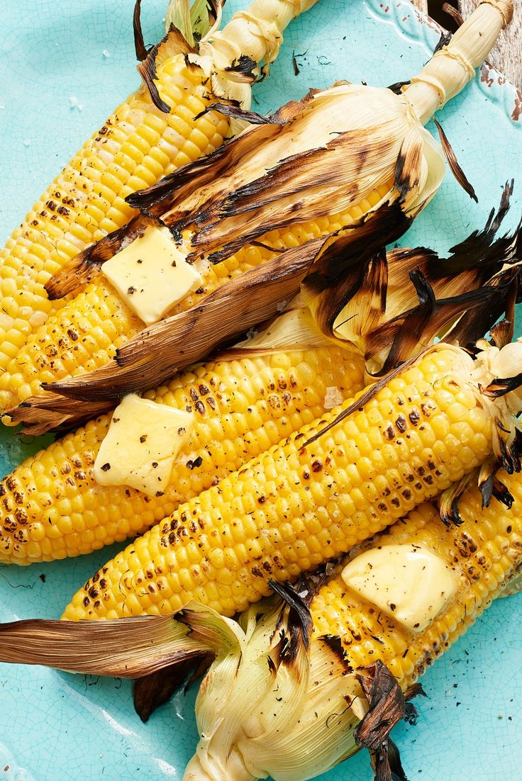 It's summer, which means your grill hot and the corn is finally juicy and sweet. The two need to meet.