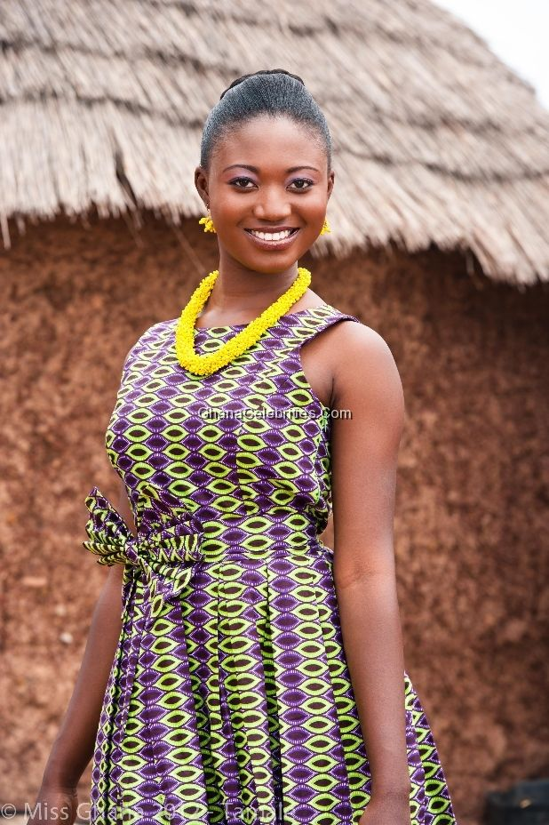 Images of ghanaian dresses styles