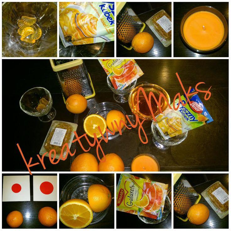 kreatywnyMaks: Pomarańczowe sensory ( Sensory Activities: Fruits ...