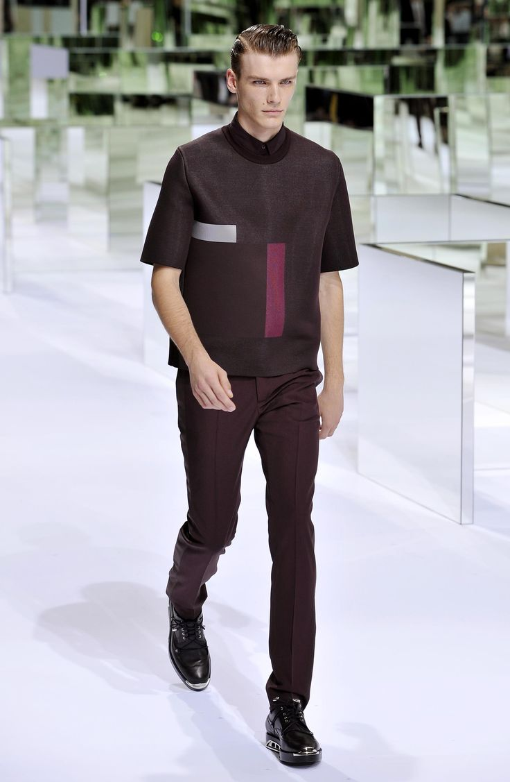 Dior Homme Summer 2014 – Look 15. Discover more on www.dior.com