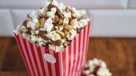 Marias Salt & Søtt | Snickers Popcorn - Marias Salt & Søtt