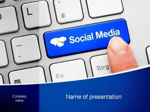 Social Media Keyboard PowerPoint Template - http://www.youtube.com/watch?v=d9niCWBFhao