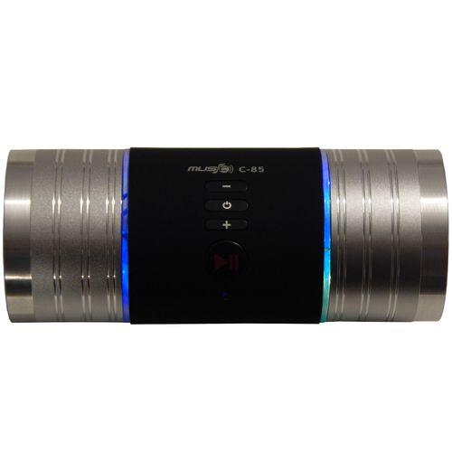 Dual Speaker/ Hordozható Bluetooth hangszóró / kihangosító / mp3 lejátszó + FM rádióSzeretnéd mindenhova magaddal vinni a zenehallgatás élményét, de nem akarsz függeni se fülhallgatóktól, se áramtól, se kábelektől?  Ezzel a 10 méteres hatótávolságú Bluetooth hangszóróval megteheted! Vidd magaddal a jókedvet és a szórakozást a készülék segítségével, és Te leszel minden buli lelke!A termék használata roppant egyszerű, csupán annyit kell tenned, hogy bluetooth-on keresztül csat...