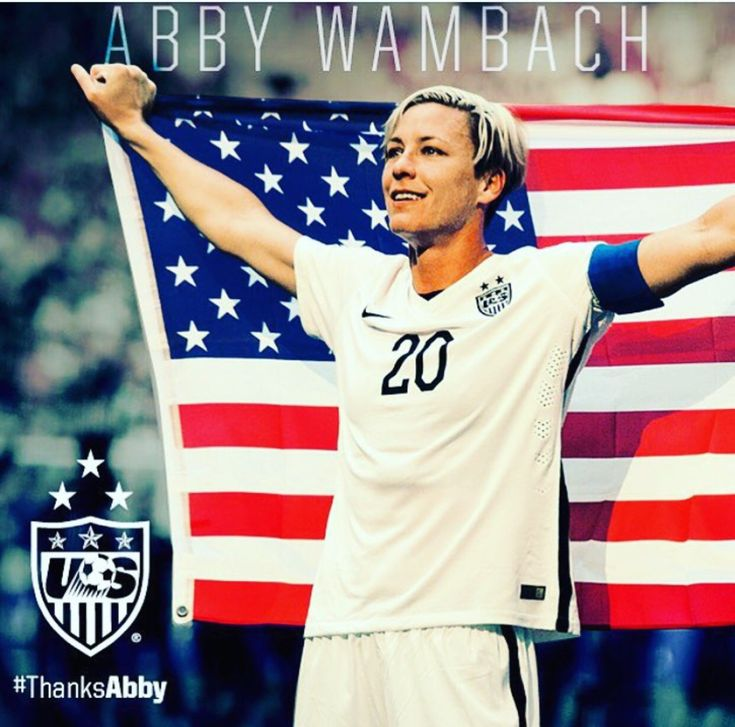 Abby Wambach, world's all-time leading scorer, announces retirement