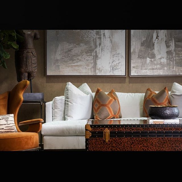 Looking For The Perfect Addition To Your Living Room Aiden Sofa By TheodoreAlexander