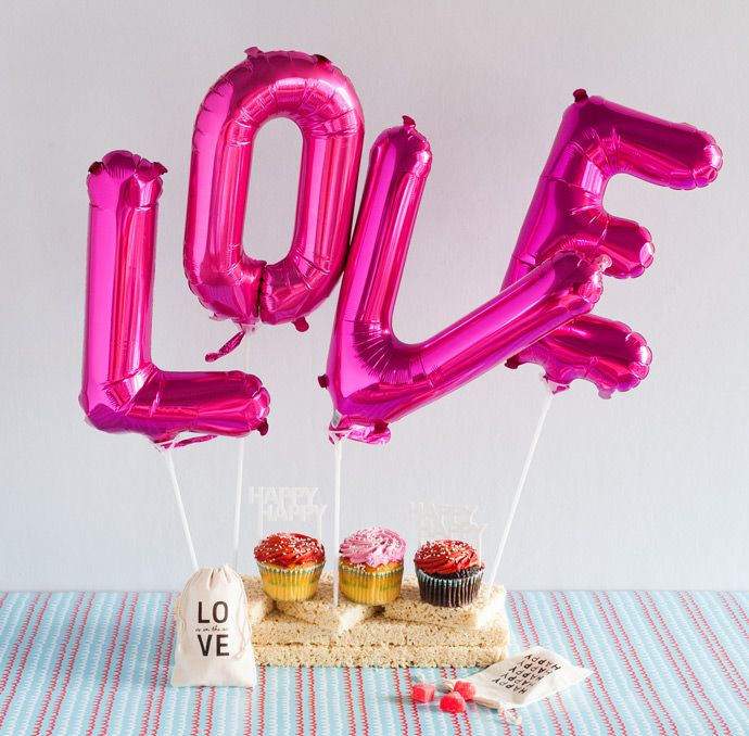 The Valentine's Fairy is here! Enter to win her party pack of lovey dovey decor.