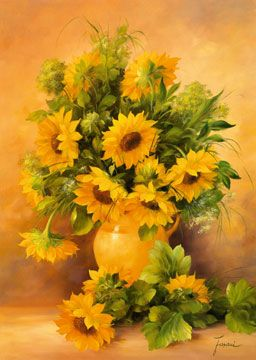 Sunflowers for Katie...love Mom
