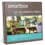SMARTBOX! #lifechanging Coffret cadeau Week-end gourmand en amoureux