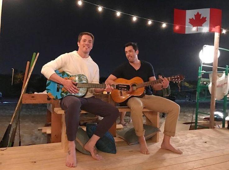 The Property Brothers: Drew & Jonathan Scott