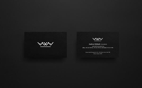 visit cards concept/ sketch/ natali design