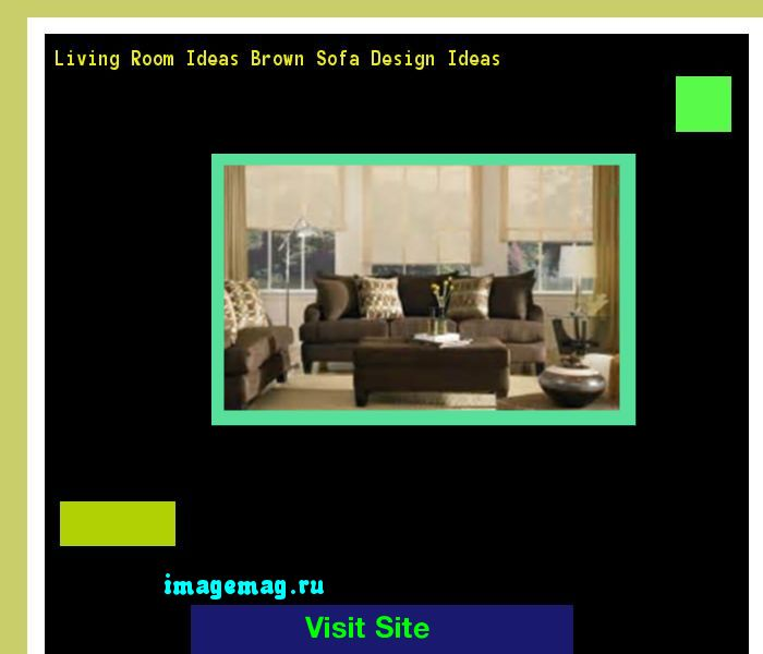 Living Room Ideas Brown Sofa Design Ideas 190201 - The Best Image Search