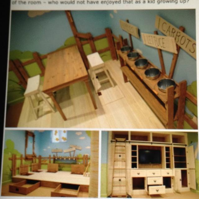 Kids Bedroom Tree House 43 best tree houses inside images on pinterest | treehouses
