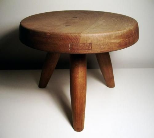 Short Wooden Stools ~ Best images about three legged stools ideas on