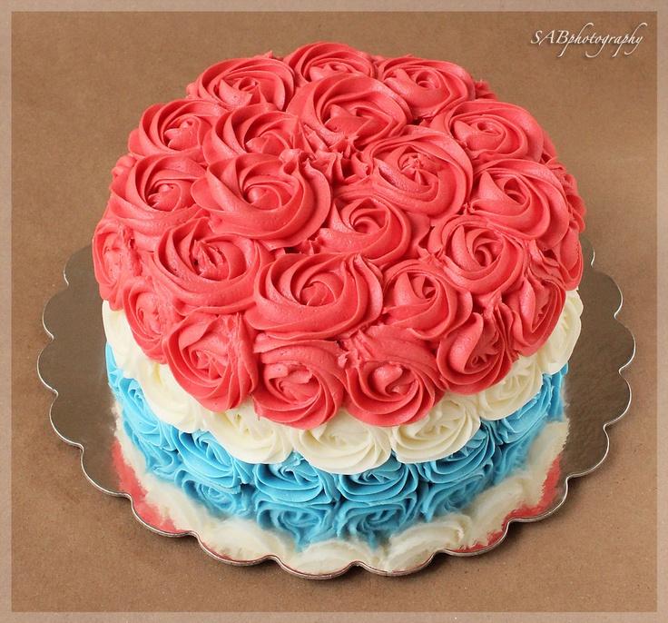 Red white blue, Birthdays and Flower on Pinterest