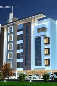 Sree Daksha's Thvisha - Apartment Elevation
