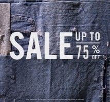 Levi's Jean Sale- Save up to 75% Off Plus FREE Shipping *Today Only*!