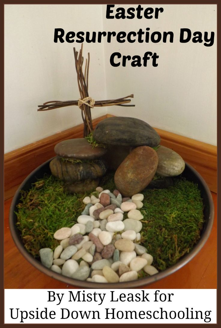 Easter Resurrection Day Craft