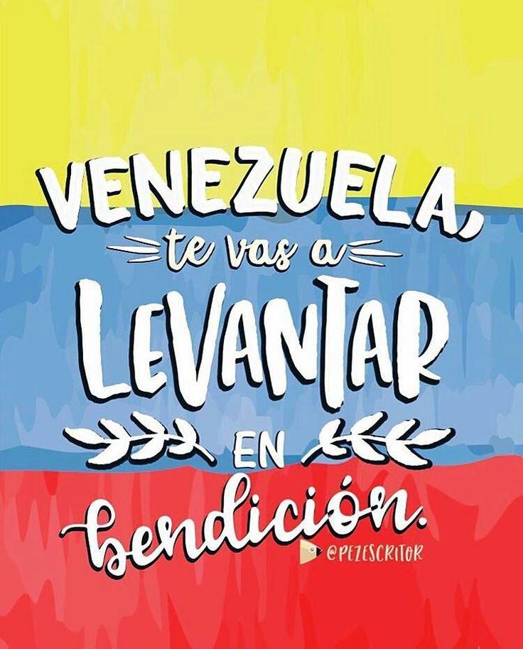 Creo que Dios restaurará a mi Venezuela. Que te levantarás mejor de lo que eras. Las familias se reencontrarán tus calles serán seguras.  Tus niños tendrán un techo comida y educación de primera.  Tus jóvenes volverán a soñar y se apoderarán del presente para hacer de tu futuro uno grandioso.  Creo con el corazón que seremos prósperos del alma habrán buenas acciones dondequiera que alguien vea. Porque donde abunda la maldad sobreabunda la gracia de Dios.  Venezuela sé que tu reputación será…