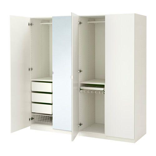 PAX Gardrób IKEA 10 ÉV GARANCIA. A garancia feltételeiről bővebben a garanciafüzetben olvashatsz.
