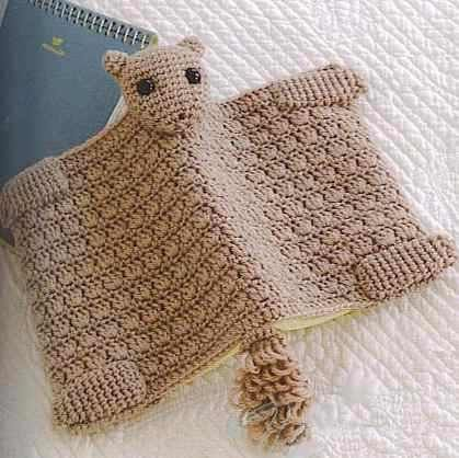 Crochet Book Cover Pattern. I don't crochet, but I would like a a squirrel book cover!