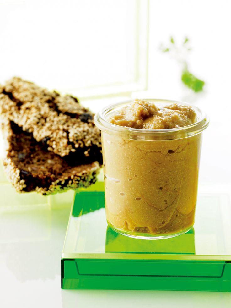 I FORMs peanutbutter er cremet, lækker og fyldt med sunde fedtstoffer.