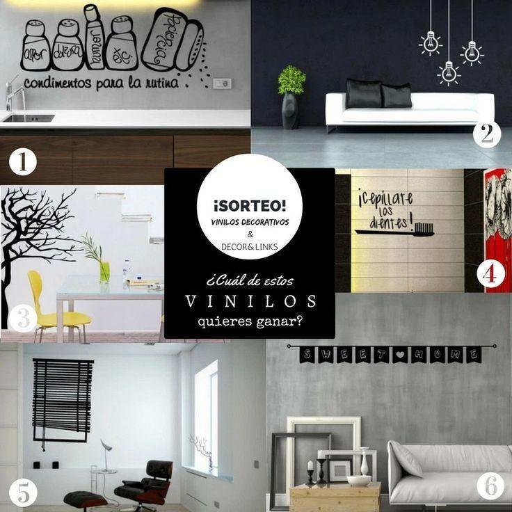 1000+ images about Los mejores Vinilos decorativos, de calidad y ...