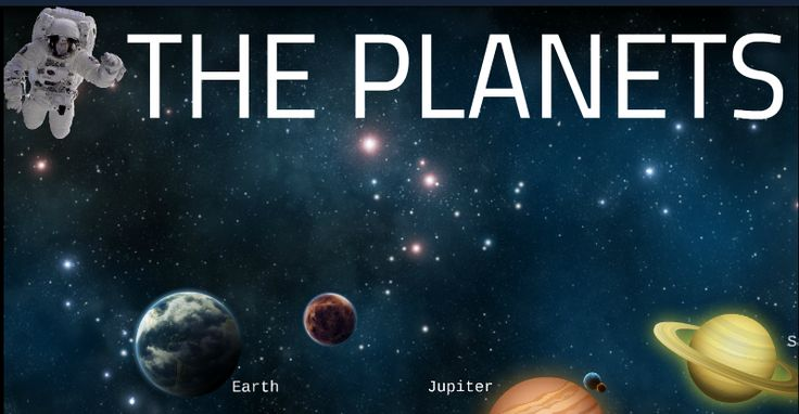 Lovely free Prezi template to reuse. Perfect for an educational presentation about the solar system.