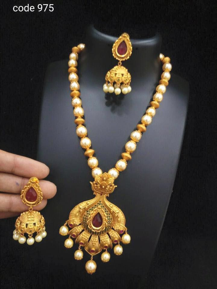 pendants sandhyaraghu indian pinterest in gold images with on design best jhumkas designs jewellery imitation lakshmi